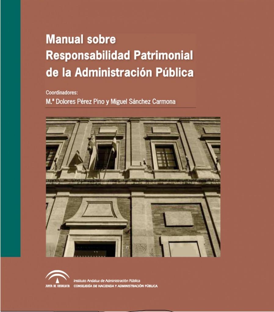 Manual sobre responsabilidad patrimonial de la administración pública